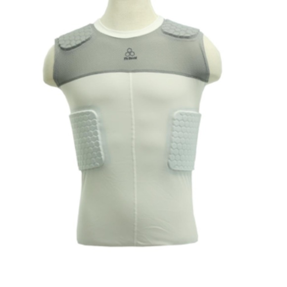 new arrivals 3e93c d528a McDavid hexpad 5 Hex Pad sleeveless protection top